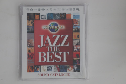 Various - [PROMO COPY] Jazz The Best Sound Catalogue Records