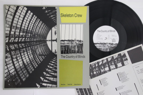Skeleton Crew Country Of Blinds Records Mail Order Record City Japan